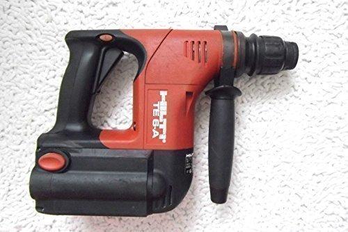 Preisvergleich Produktbild Hilti-TE6A Akku-Bohrhammer/WIE NEU/Garantie/NP.1099€