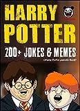 #10: HARRY POTTER: 200+ Funny Jokes and Memes (Harry Potter parody book) + BIG FAT BONUS INSIDE