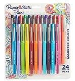 Paper Mate Flair Felt Tip Pens, Medium P...