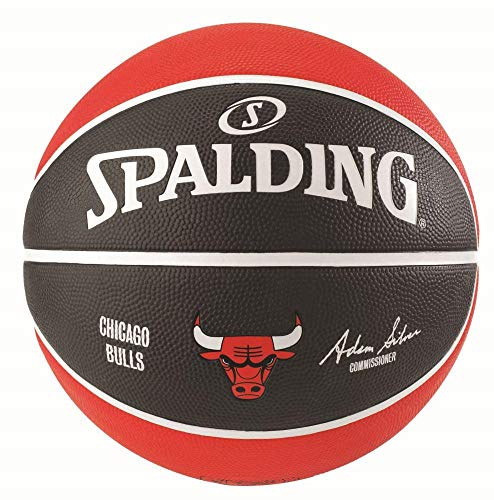 Spalding nba team chicago bulls - pallone da basket