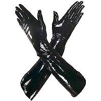 Latex Gloves Black Medium