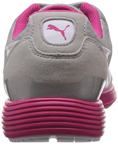Puma FTR TF-Racer Unisex-Erwachsene Sneakers Grau (gray violet-white-limestone gray 05)