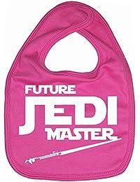 Image is Everything - Future Jedi Master - Baby, Toddler, Feeding Bib