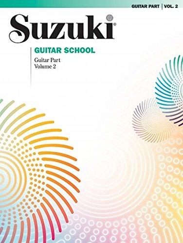 Suzuki Guitar School: Volume 2