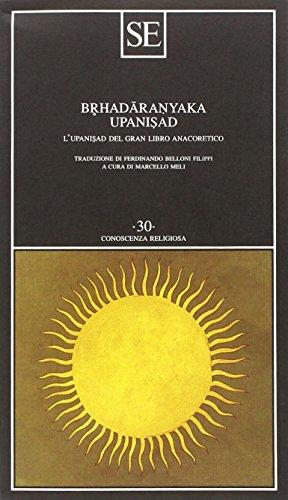 Brhadaranyka Upanisad (Conoscenza religiosa)