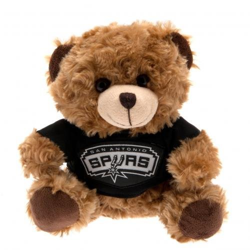 San Antonio Spurs T-Shirt Bear Nouveau produit de la NBA officiel (Antonio San Spurs-t-shirt)