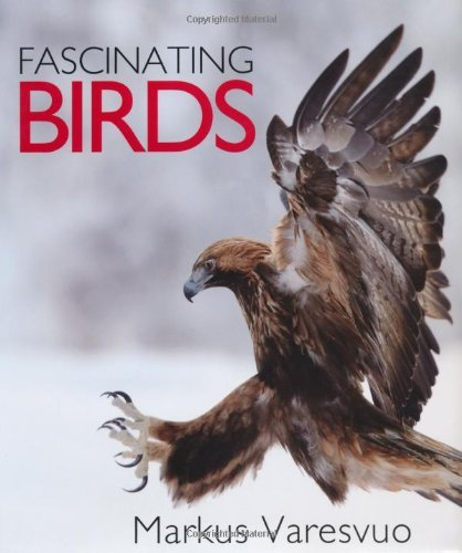 Fascinating Birds by Markus Varesvuo (5-Aug-2012) Hardcover