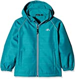 NAME IT Jungen 13148714 Softshelljacke , Blau (Lake Blue), 116