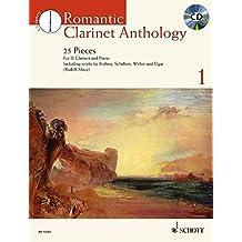 Romantic Clarinet Anthology: 25 Pieces: 1