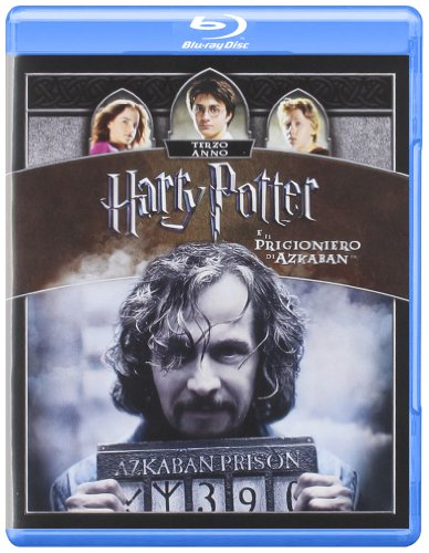 Harry potter e il prigioniero di Azkaban(+copia digitale) [Blu-ray] [IT Import]