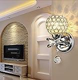 2-PCS-Modern-Style-Crystal-Pendant-Wall-Lamp-Bedroom-Aisle-Living-Room-Wall-Lamp-Holder-E14-Socket