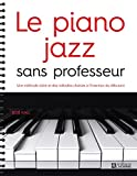 le piano jazz sans professeur nc