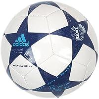 Adidas Finale16Real Madridmin Balón de Fútbol, Hombre, Blanco (Blanco/Morsup / Mornat), 1