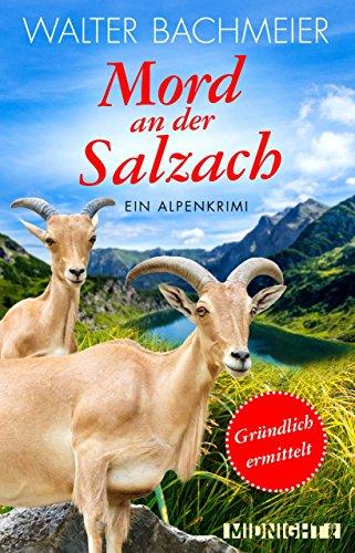 Mord an der Salzach: Ein Alpenkrimi (Ein-Tina-Gründlich-Krimi 2)