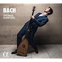 JS Bach: Music for Lute