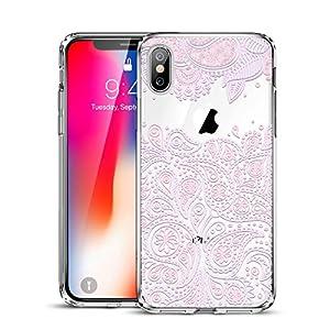 Capa para iPhone Xcom mandala roxa