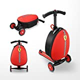 Ferrari® Lizenzware 2 in 1 Kid Scooter