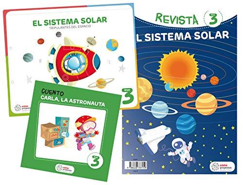 EL SISTEMA SOLAR (Tripulantes del espacio)