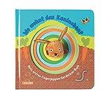 Fingerpuppen-Bücher: Wo wohnt das Kaninchen?: Mein erstes Fingerpuppen-Entdecker-Buch