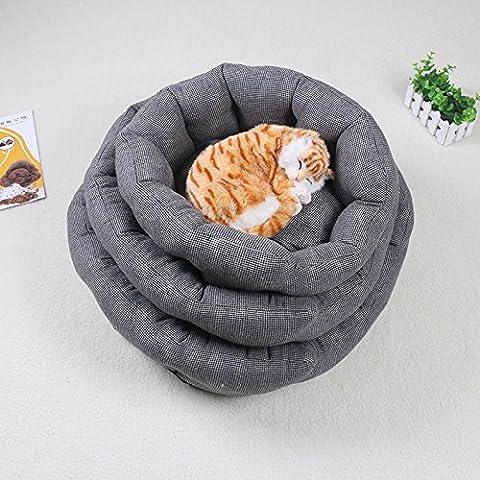 Forniture per animali pet pet lettiera per gatto Kennel di animale domestico medio , S