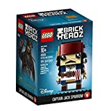 #7: LEGO Brickheadz Captain Jack Sparrow, Multi Color