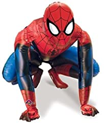 Idea Regalo - Amscan - Palloncino Gigante AirWalker Spiderman
