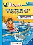 Leserabe – Mein Freund, der Delfin - Die geheimnisvolle Insel: Band 26, Lesestufe 2