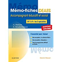 Mémo-fiches DEAES - Diplôme d'Etat d'Accompagnant Educatif et Social: L'essentiel pour réviser