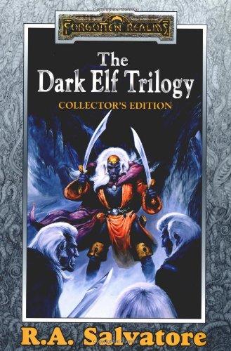 The Dark Elf Trilogy:Homeland,Exile,Sojourn (Forgotten Realms) por R. A. Salvatore
