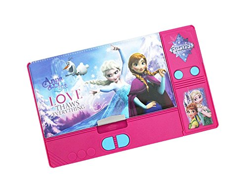 Shoppertize Frozen Princess Jumbo Pencil Box, Pencil/Pen Case For kids  available at amazon for Rs.550