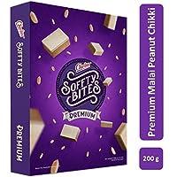 Charliee Soft Malai Chikki - Premium Soft Peanut Chikki - Light and Healthy Indian Sweet - Gift Pack – 200 g - Pack of 1