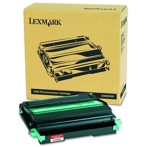 Preisvergleich Produktbild Lexmark C500 Fotoleiter Kapazität 120.000