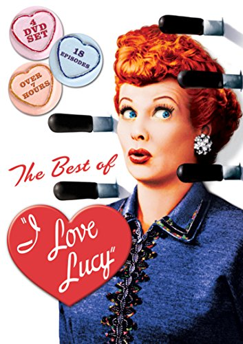 I Love Lucy - The Very Best Of (4 disc set) [DVD] [UK Import] (I Love Lucy)