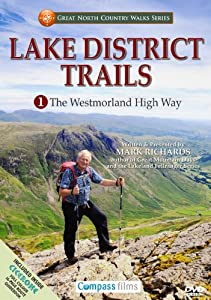 Lake District Trails 1: The Westmorland High Way [DVD]