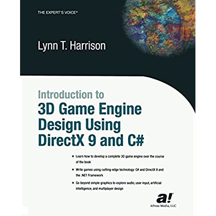 Introduction to 3D Game Engine Design Using DirectX 9 and C# (Expert's Voice) by Marshall Harrison (22-Aug-2003) Paperback