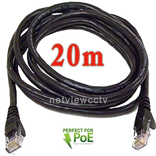 netviewcctv-cat6-ready-made-cable-solid-copper-external-duct-grade-pnp-black-for-poe-poe-20m