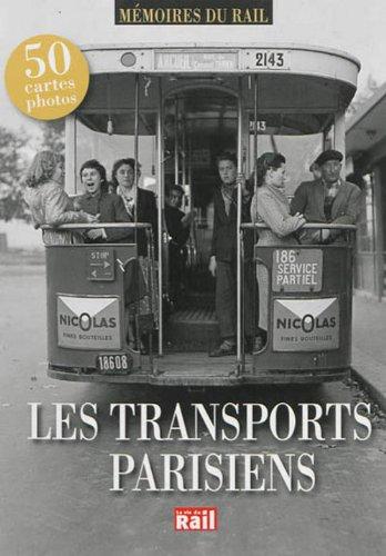Les transports parisiens par RATP