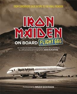 On Board Flight 666 by [Maiden, Iron, McMurtrie, John]
