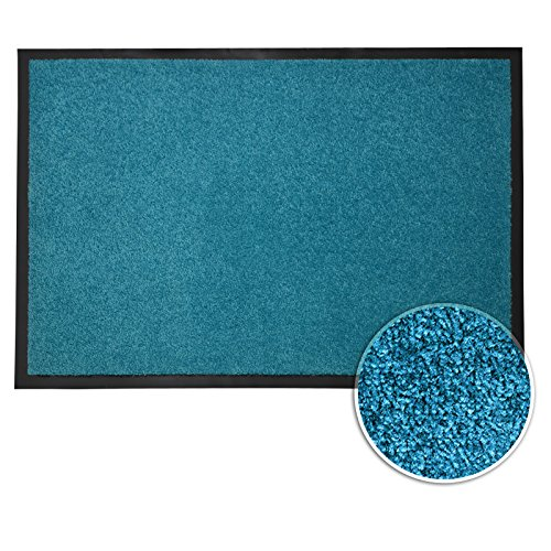 casa-purar-dirt-trapper-entrance-mat-non-slip-turquoise-90x120cm