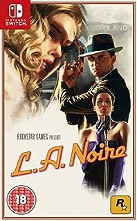 L.A. Noire (Nintendo Switch) (B075KFVY1V) | Amazon Products