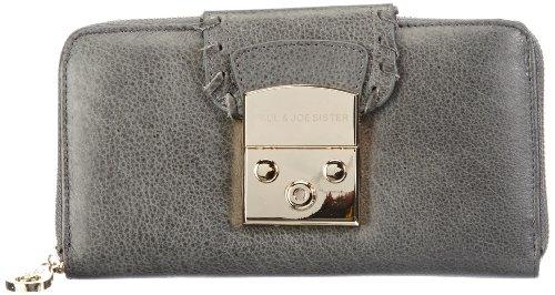Paul & Joe purse Anne, Damen Kosmetiktäschchen, Grau (Gris 21), 21x10x2 cm (B x H x T)