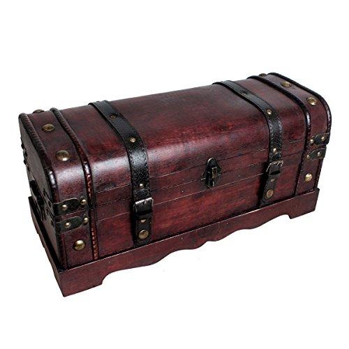 Cofre-del-Tesoro-Cofre-bal-Cofre-del-Tesoro-Pirata-Caja-de-madera-con-metal-herrajes-acabado-antiguo-Caja-de-madera-bal-bar-joyas-Vino-bal-Caja-aspecto-de-madera-caja-joyas-caja-tamao-m-SK003