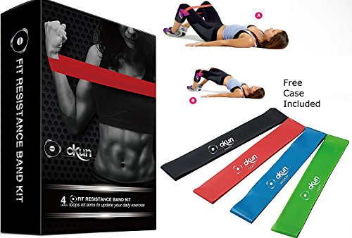 Olympus Legacy Widerstandsband–Übungsband für Yoga, Pilates und - Billig Bars Fitnessstudio