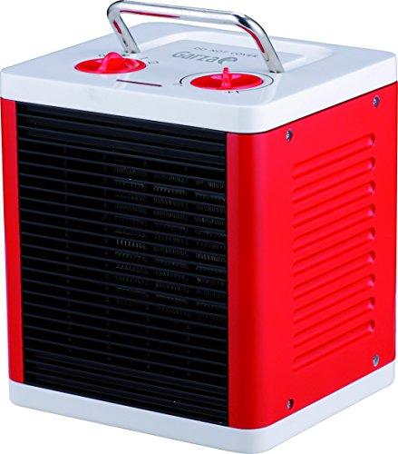 Garza Sonoran - Calefactor cerámico de diseño vanguardista, potencia 1500W