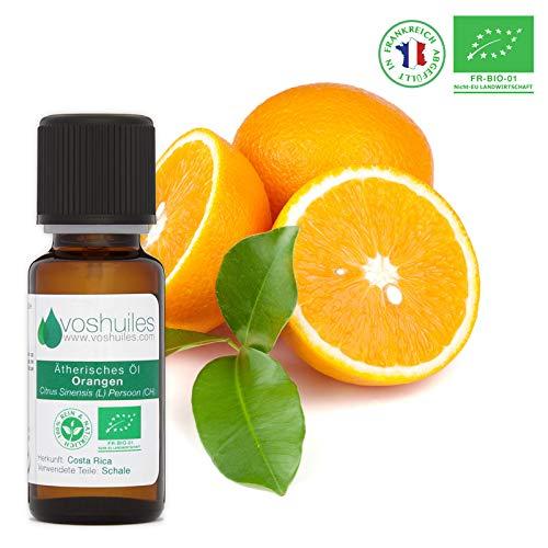 Ätherische Bio-Orangenöl - 10ml