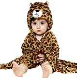 Brandonn Premium Hooded Tiger Printed Bl...