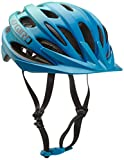 Giro Kinder Raze Fahrradhelm, Matte Blue/ Lime, One Size