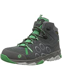 Jack Wolfskin Mtn Attack 2 Cl Texapore Mid K, Chaussures de Randonnée Hautes Mixte Enfant