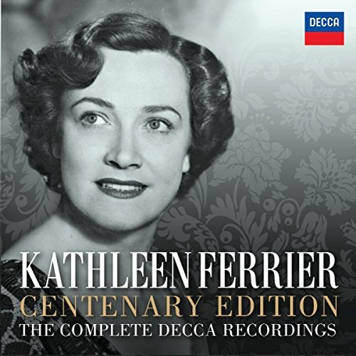 Kathleen Ferrier Centenary Édition - the Complete Decca Recordings
