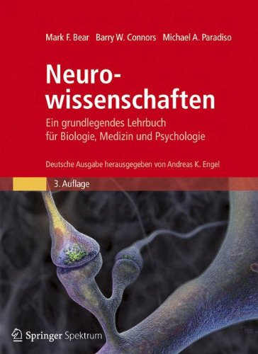 Buchcover: Neurowissenschaften: Ein grundlegendes Lehrbuch für Biologie, Medizin und Psychologie